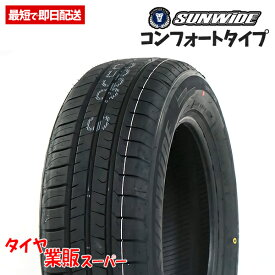 【法人様限定】2020年製 新品 195/65R15 4本総額13,480円 サンワイド(SUNWIDE) RS-ZERO タイヤ サマータイヤ