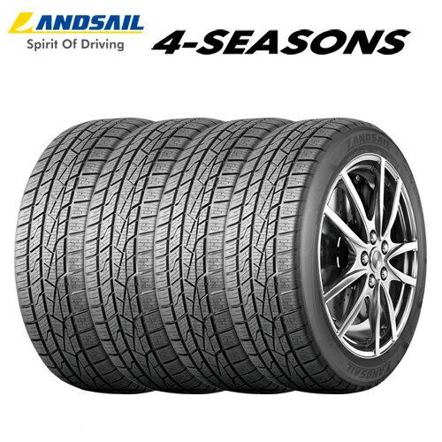 オールシーズンタイヤ 4本セット 155/65R14 75T 4-SEASONS LANDSAIL(ランドセイル)