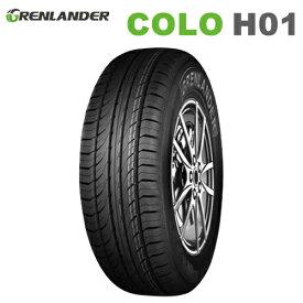 サマータイヤ 195/65R15 91V 15インチ グレンランダー COLO H01 【2020年製】