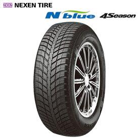 オールシーズンタイヤ 155/70R13 75T 13インチ ネクセン Nblue 4Season 【2020-2021年製】