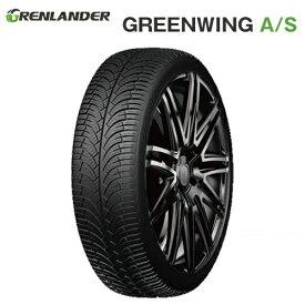 オールシーズンタイヤ 215/60R17 96H 17インチ グレンランダー GREENWING A/S【2019年製】