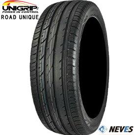 海外製サマータイヤ 245/40ZR17(245/40R17) 95W 2017-18年製 UNIGRIP(ユニグリップ)ROAD UNIQUE(ロードユニーク)