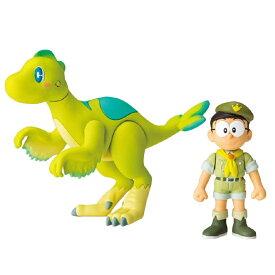 アニア「 映画 ドラえもん のび太の新恐竜 」のび太 & キュー