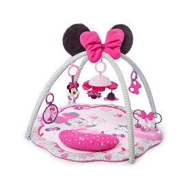 Disney ディズニー ミニーマウス・ガーデンファン・アクティビティジム (11097)