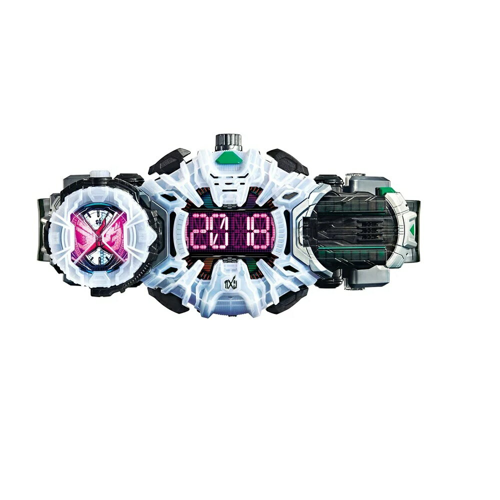 【エントリーでポイント5倍】仮面ライダージオウ 変身ベルト DXジクウドライバー【23日10時〜26日9時59分】