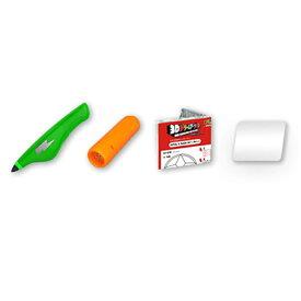 3Dドリームアーツペン イニシャル&マークセット(1本ペン)