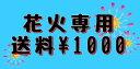 花火専用送料(¥1000)