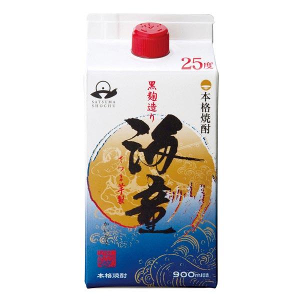 濱田酒造 25度 海童 900パック