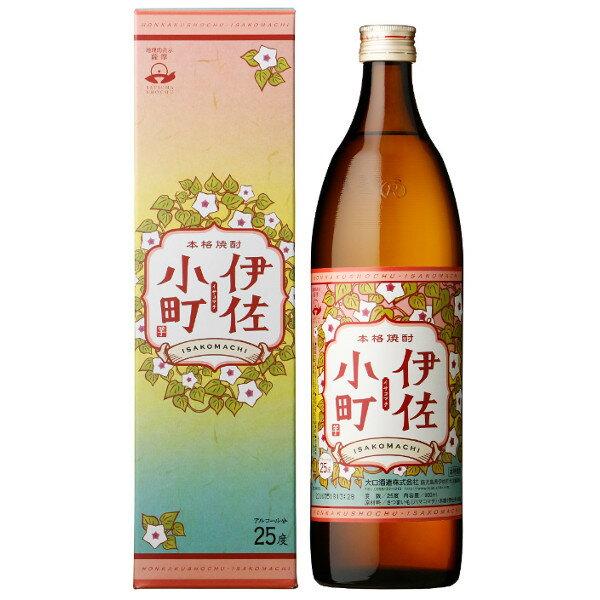 大口酒造 25度 伊佐小町900ml箱入り(1607)【ギフト おすすめ 母の日】