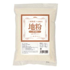 ●【オーサワ】三重県産小麦使用 地粉(中力粉)  1kg