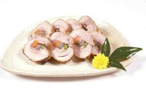【冷凍】【★日岡】鶏肉八幡巻 1本(約180g) ※「冷凍品のみ」10800円以上のご注文で、「冷凍便」の送料が無料となります
