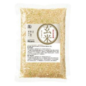 ●【オーサワ】国内産有機玄米(コシヒカリ)300g