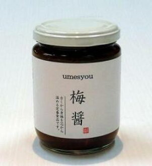 Chemical pesticide and chemical fertilizer free Dragon plum 梅醤 (うめしょう) 250g(HZ)