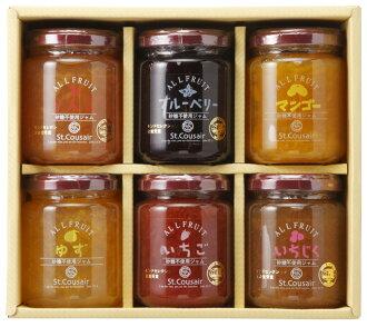 ★ sanczehl all fruit jam set six * year