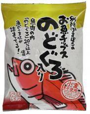 ■【ムソー】お魚チップス・のどぐろ入り 40g