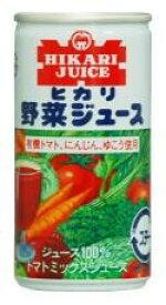 【ケース販売】■【ムソー】(ヒカリ)有機野菜使用・野菜ジュース190g×30本セット