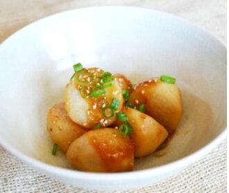 Taro miso sauce recipe