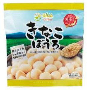 ■【ムソー】サンコー きなこぼうろ 48g(8g×6)※2020年11月新商品