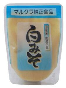 ■【ムソー】(マルクラ)白みそ250g