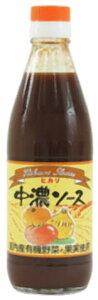 ■【ムソー】(ヒカリ)中濃ソース360ml