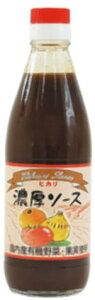 ■【ムソー】(ヒカリ)濃厚ソース360ml