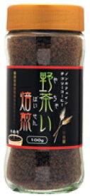 ●【オーサワ】野茶い焙煎 チコリーコーヒー(ビン)100g※パッケージ変更予定