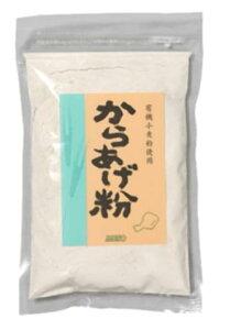 ■【ムソー】有機小麦粉使用・からあげ粉120g