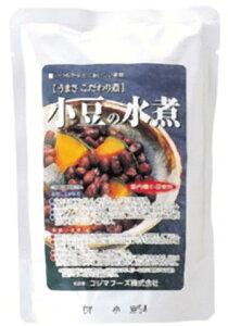 ■【ムソー】(コジマ)小豆の水煮230g