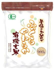 ■【ムソー】(ムソー)秋田県産ふっくらやわらか有機玄米900g