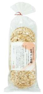 ■【ムソー】(アリモト)召しませ日本・玄米ぽん煎餅7枚