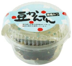 ■【ムソー】(太 洋)豆かんてん・黒糖155g ※12個セット