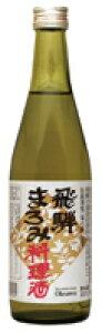 ●【オーサワ】オーサワの飛騨まろみ料理酒500ml