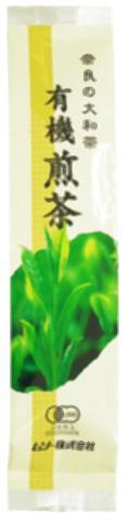 ■【ムソー】奈良の大和茶・有機煎茶100g
