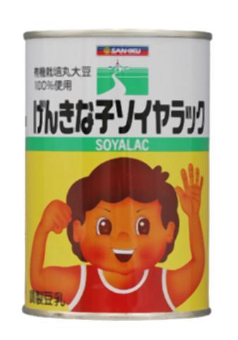 ■【ムソー】(三 育)げんきな子ソイヤラック425g