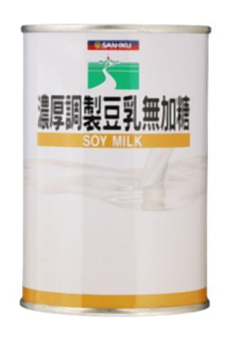 ■【ムソー】(三 育)濃厚調製豆乳無加糖415g