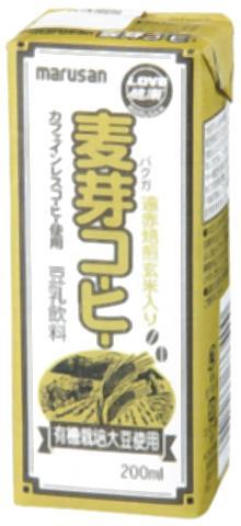 【ケース販売】■【ムソー】(マルサン)麦芽豆ジャン200ml×24本セット※パッケージ変更