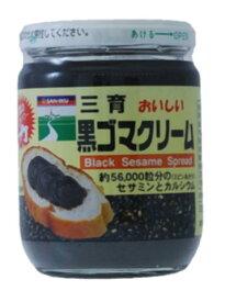 ■【ムソー】(三 育)黒ゴマクリーム190g