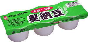 カジノヤ 麦納豆 30g×3 【冷蔵】