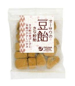 ●【オーサワ】オーサワの豆飴(きな粉飴) 50g