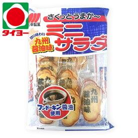 【送料別】三幸製菓 ミニサラダ 九州しょうゆ 【スイーツ・お菓子 せんべい・米菓 せんべい 食べ比べ 】