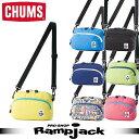 CHUMS チャムス Eco Shoulder Pouch エコショルダーポーチ アウトドア キャンプ コーデュラ素材 サブバッグ 鞄 2017SS