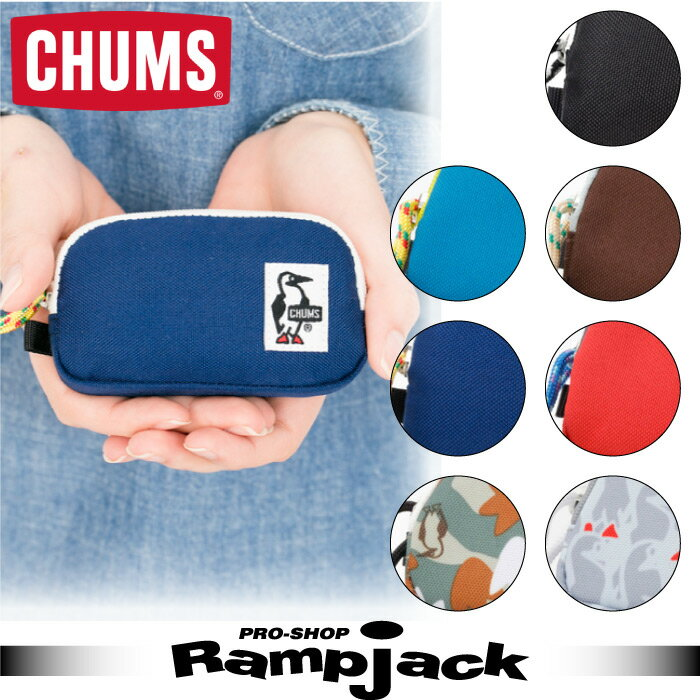 CHUMS チャムス Eco Coin Case エココインケース 2017年秋冬モデル CH60-0853