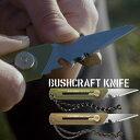 OLFA WORKS オルファワークス BUSHCRAFT KNIFE 替刃式ブッシュクラフトナイフ BK1 ステンレス1.2mm厚刃 OW-BK1