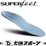 SUPERfeetスーパーフィートTRIMtoFITBLUEブルーインソール底敷きサポート矯正スポーツ運動【RCP】