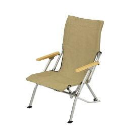 snow peak スノーピーク ローチェア30 カーキ 折り畳み 椅子 いす キャンプ BBQ バーベキュー LV-091