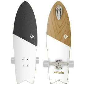 Street Surfing ストリートサーフィング SHARK ATTACK シャークアタック 30インチ Koa White スケートボード サーフスケート 3輪 トライウィール