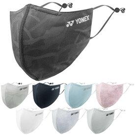 YONEX ヨネックス ベリークールフェイスマスク 2021年春夏 ベリークール加工 抗ウイルス 抗菌加工 UVカット AC486