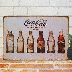 コカコーラ グッズ ブリキ看板biv アンティーク インテリア ポスター BAR バー coca cola コカ・コーラ グッズ 雑貨 サインボード サインプレート アート アメリカン雑貨 男前 絵画 一人暮らし 店舗用 ポイント消化 メール便可