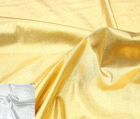 マーブル 金・銀 約112cm巾 【布地 生地 特殊 ゴールド シルバー】