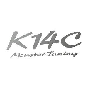 K14CMonsterTuningステッカー*MonsterSport*スイフトスポーツ*モンスタースポーツカッティングステッカー